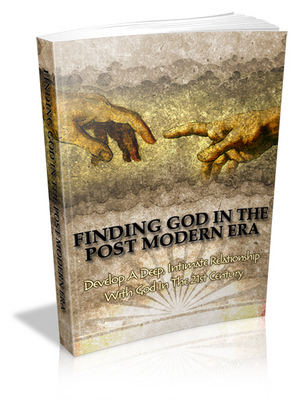 Product picture Finding GOD in the Post Modern Era