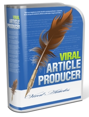 Product picture Viral Article Mini-Sites Producer in Minutes +BONUSes!
