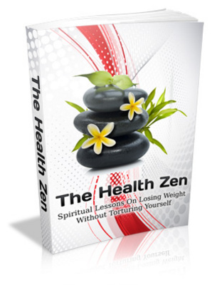 Product picture The Health Zen: Spiritual Lesson on Losing Weight