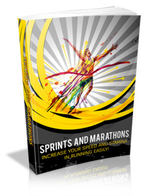 Product picture Sprints and Marathons: Speed and Stamina in Running